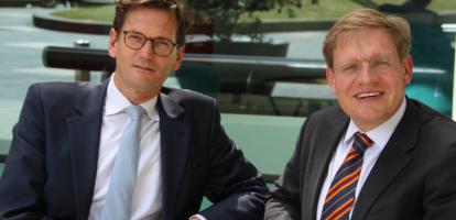 Kees Hoving Marc Verbeek Deutsche Bank