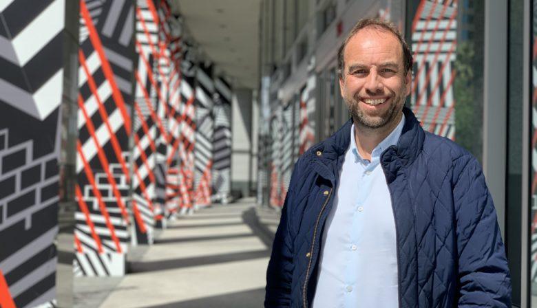 Klaasjan Tukker, Director Product Management bij Adobe