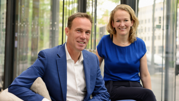 Marloes Schulte & Bas Roelofs FrieslandCampina