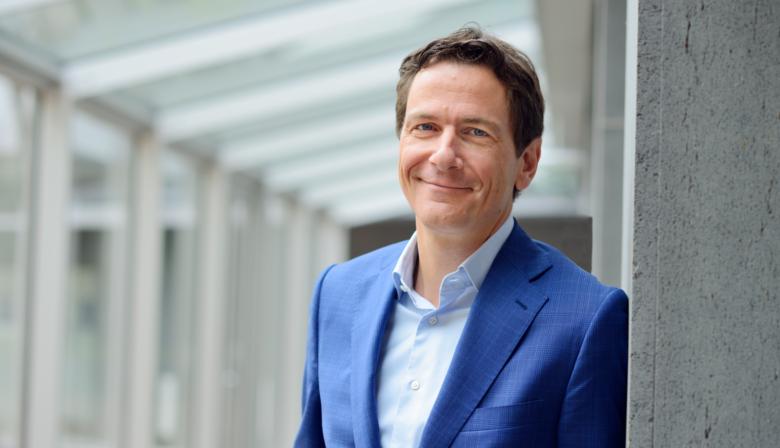 CEO Paulus de Wilt van NIBC
