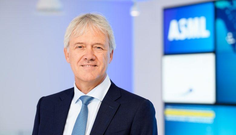 Een absolute vaandeldrager van technologische innovatie, geroemd om klantgerichtheid en uitvoering: dat ASML dit jaar de MT500 lijst aanvoert, is volgens de 'peers' geen verrassing. Maar wat vindt het bedrijf daar eigenlijk zelf van? CEO Peter Wennink: 'Dit zijn relaties waar we vele jaren aan gebouwd hebben.'