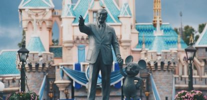 Wijze levensles Walt Disney