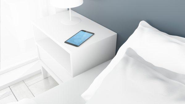 Nog even je mail 's avonds checken voor het slapen gaan: het is niet alleen slecht voor jouw stresslevel, ook je partner is de dupe van je werk in de late uurtjes.