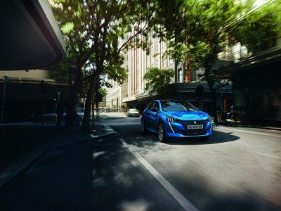 Peugeot e-208 elektrisch rijden