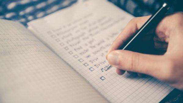 productiviteit, to-do-lijst, effectief