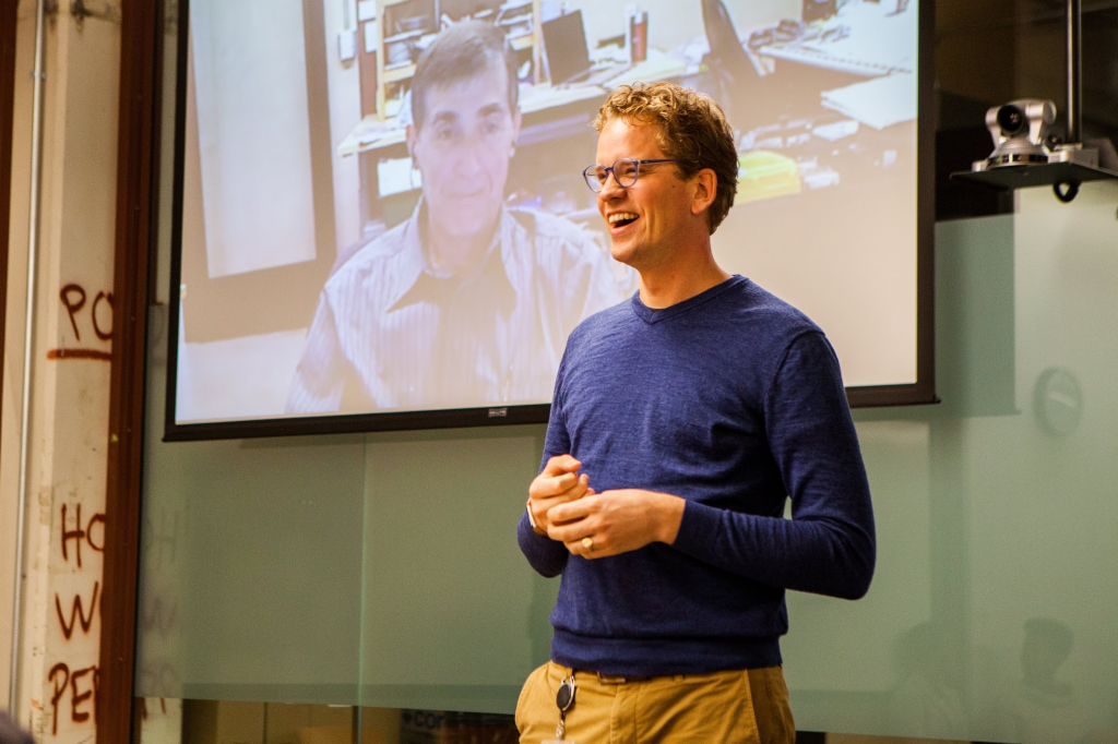 Stef van Grieken, senior product manager bij Google
