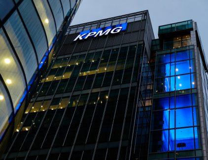 KPMG London