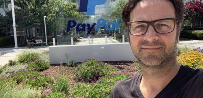 Dennis Goedegebuure, Head B2C Growth Marketing bij Paypal