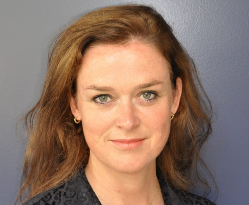Haar hele carriere werkte ze bij ING, maar nu komt Nadine Klokke over naar Knab, waar ze CEO wordt. Een profiel.