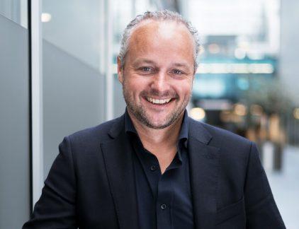Jan-Willem Roest, CEO van Paazl
