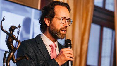 Maurice van Tilburg, Euronext, ceo, kunstenaar