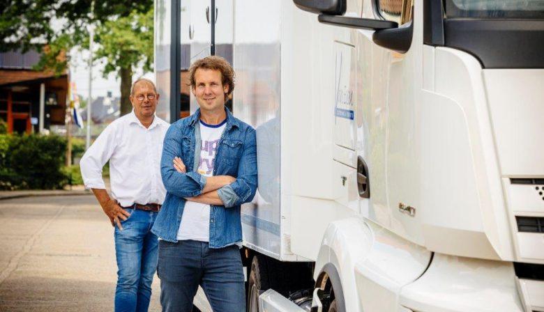 Van Essen Eventcatering EventTrailer Paul van Essen Wim van Essen