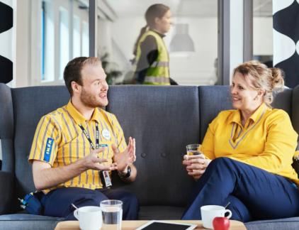 Werken bij IKEA
