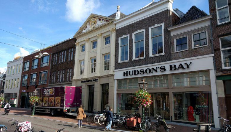 Hudson's Bay Breestraat Leiden