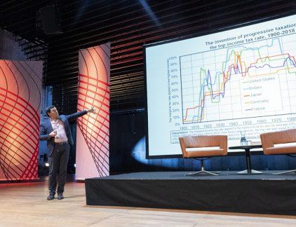 Thomas Piketty Kapitaal en ideologie brainwash