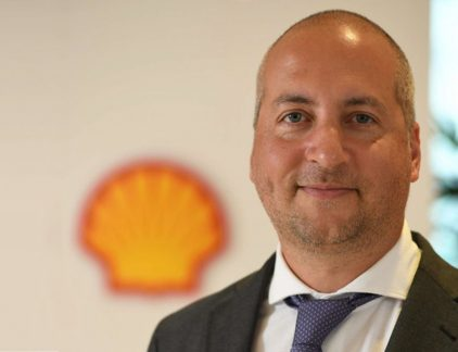 Joris van Brussel Shell Marine
