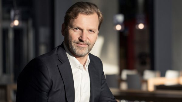 Patrick Lammers CEO Essent