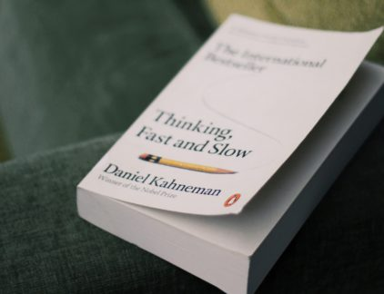 Daniel Kahneman Thinking fast and slow denkfouten