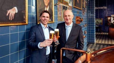 Peer Swinkels, ceo van Swinkels Family Brewers