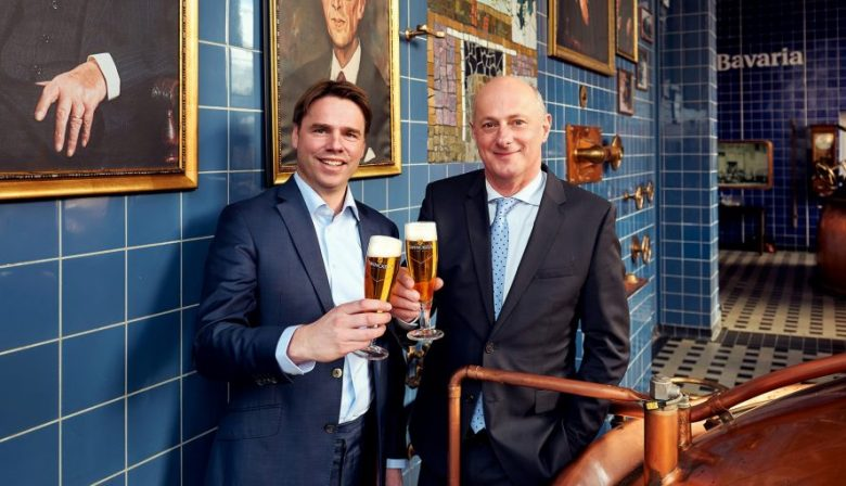 Peer Swinkels, ceo van Swinkels Family Brewers