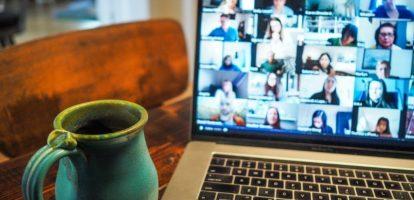online samenwerken het nieuwe normaal
