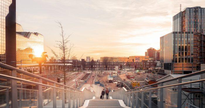 Utrecht open-up station