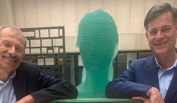 Hans Romijn en Chris Polman Amsterdam UMC