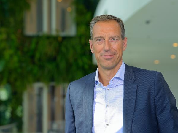Frank van Rees, Directeur Eneco Zakelijk