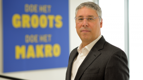 Makro CEO Paulo Peereboom