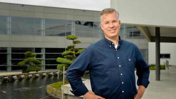 Ruben Wegman CEO Nedap