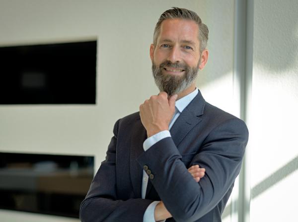 Jan-Willem Evers, directeur Commercie bij Zilveren Kruis