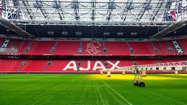 Ajax - Jhan Cruijf Arena