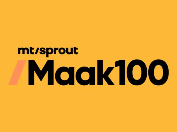 Logo Maak100