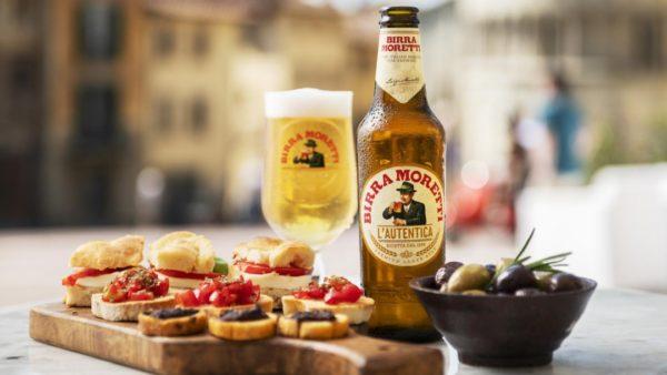 Birra Moretti moet bierlust Heineken aanjagen
