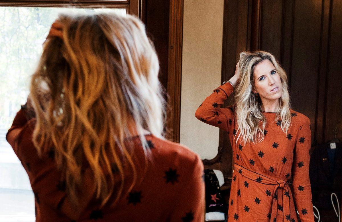 Fabienne Chapot: modevrouw, oprichter en eigenaar van accessoirelabel Fab en kledinglijn Fabienne Chapot,