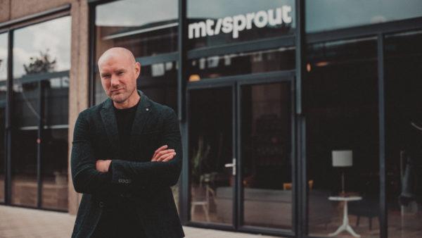 Dononvan van Heuven is de nieuwe hoofdredacteur van MT/Sprout