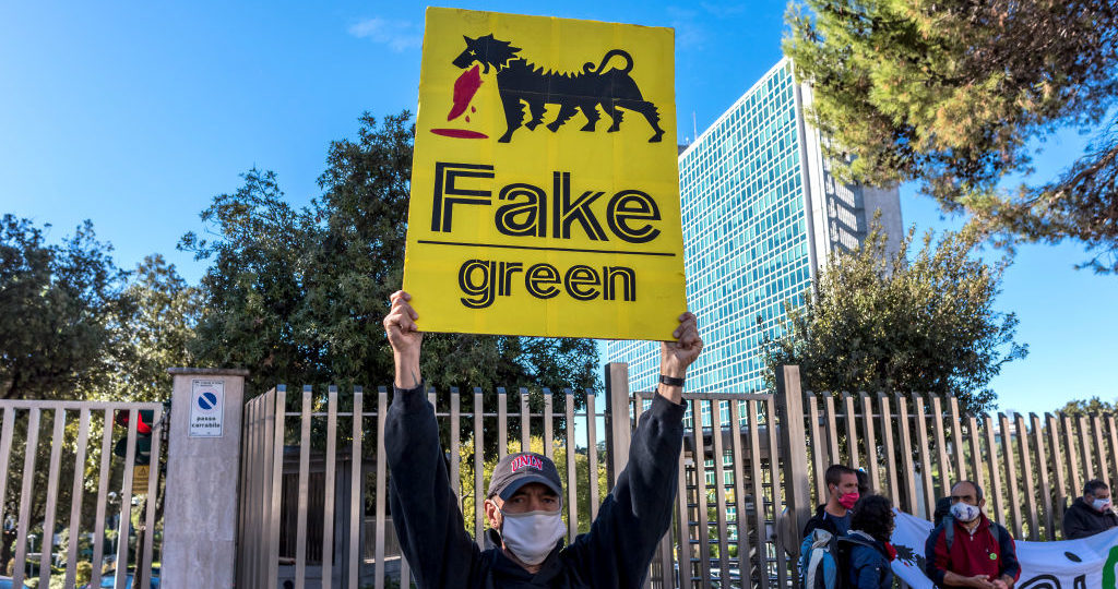 Nieuwe EU-regels voorkomen greenwashing