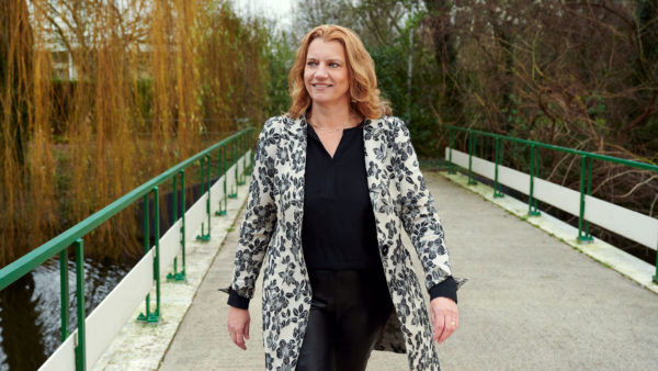 APG-topvrouw Annette Mosman