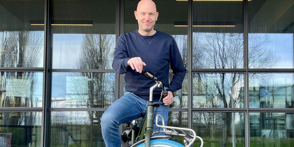 Hoe CEO Marc de Vries Swapfiets vier keer groter wil laten groeien