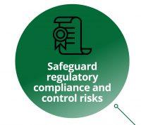 Stap 6. Let op juridische regels, naleving & risico
