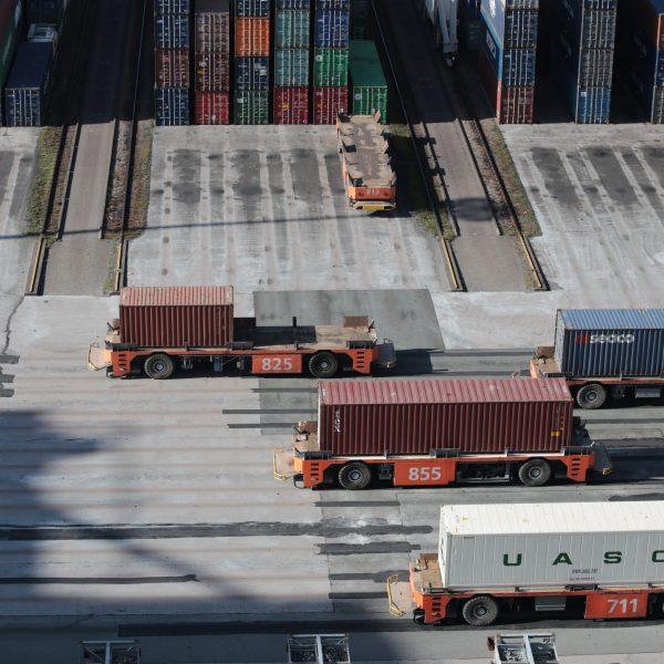 Zo werkt efficiënte en veilige toegang in de Rotterdamse haven