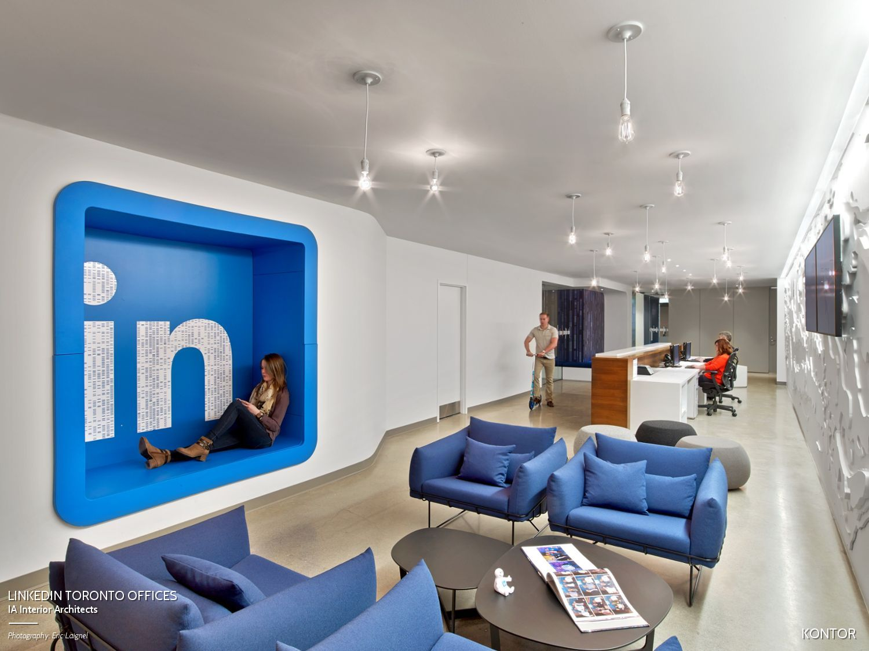 Lekker binnenkijken bij andere kantoren dat kan op kontor - Kantoor modulaire interieur ...
