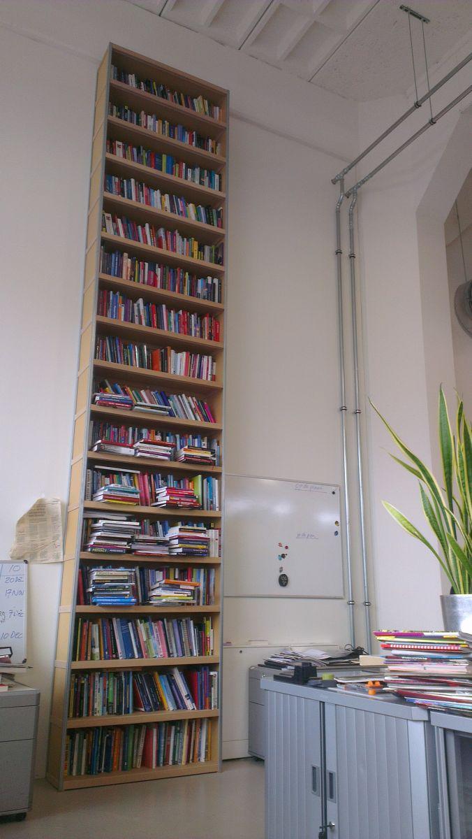 Best Hoge Boekenkast Contemporary - Ideeën Voor Thuis - ibarakijets.org