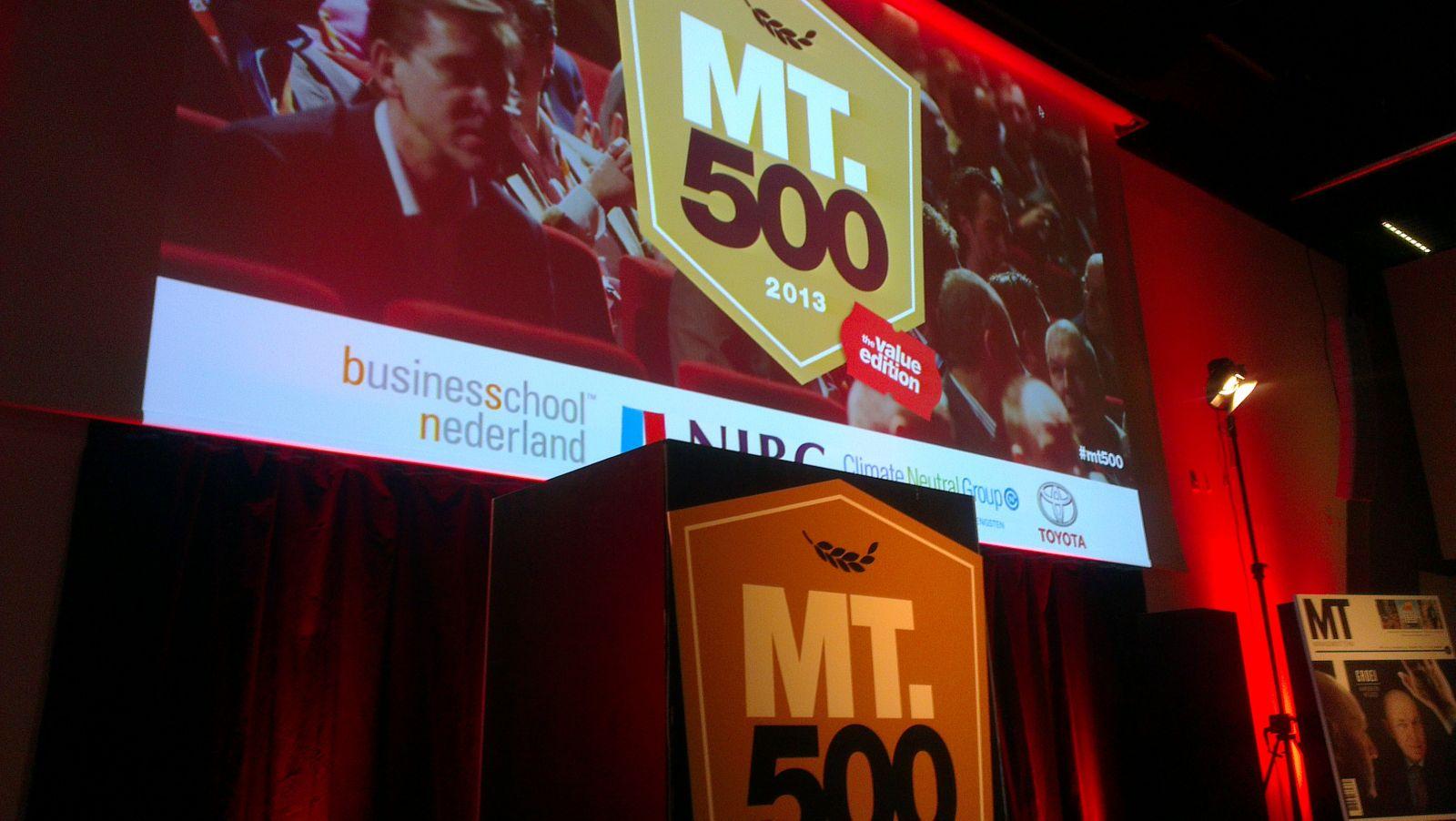 Het MT500-event staat op het punt te beginnen