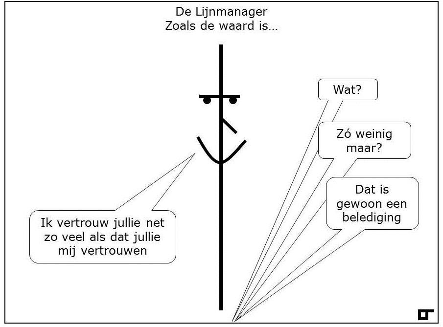 Wonderlijk Vertrouwen is goed, wantrouwen is beter - MT.nl GE-41