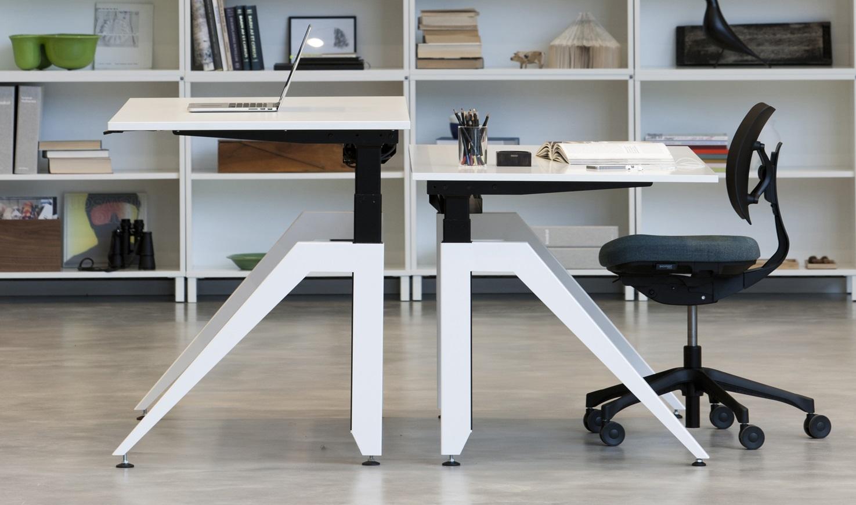 Staand bureau ikea cheap hoe een goedkoop staand bureau te bouwen