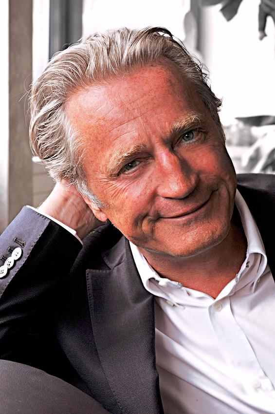 Hans Breukhoven, oprichter van Free Record Shop