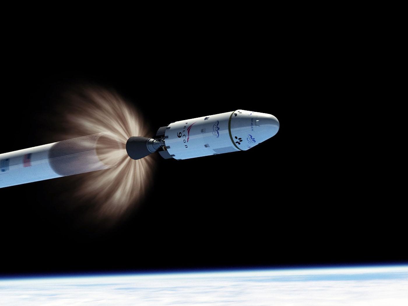 Elon Musk Mars Space X NASA