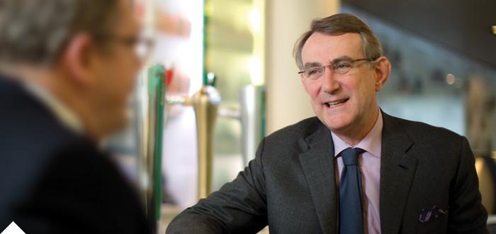 Jean-François van Boxmeer, ceo van Heineken